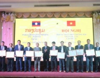 Hội-nghị-hợp-tác-phát-triển-thương-mại-biên-giới-Việt-Nam-Lào-lần-thứ-XI