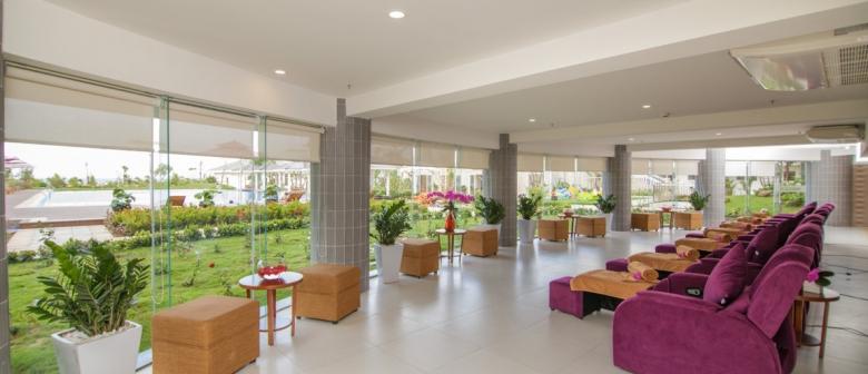 Spa theo phong cách Hàn Quốc tại Gold Coast Hotel Resort & Spa